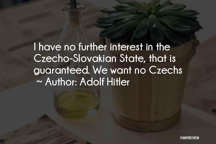 World War Z Best Quotes By Adolf Hitler