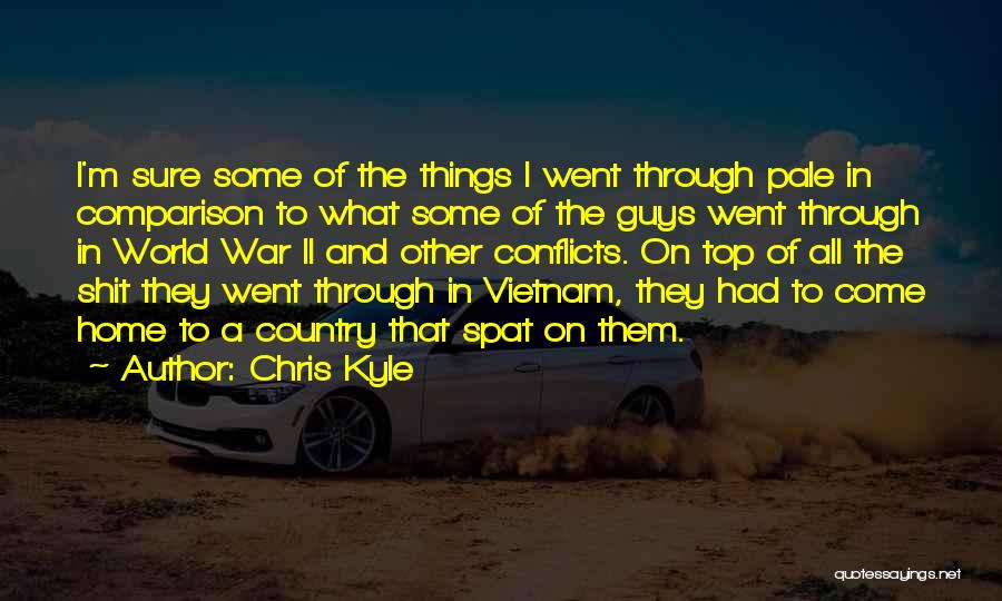 World War Z Best Quotes By Chris Kyle