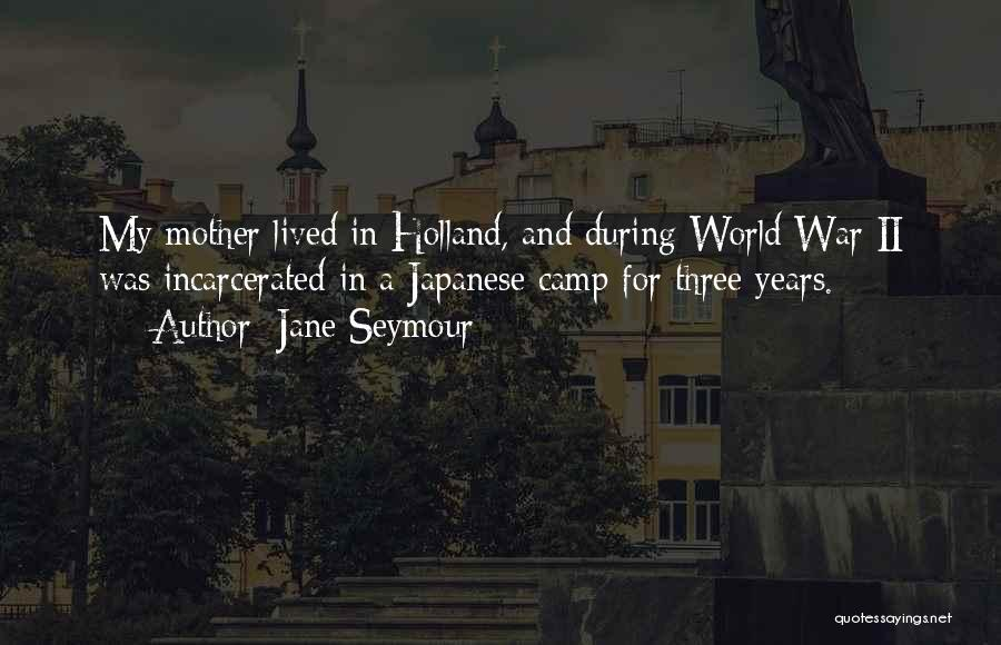 World War Z Best Quotes By Jane Seymour