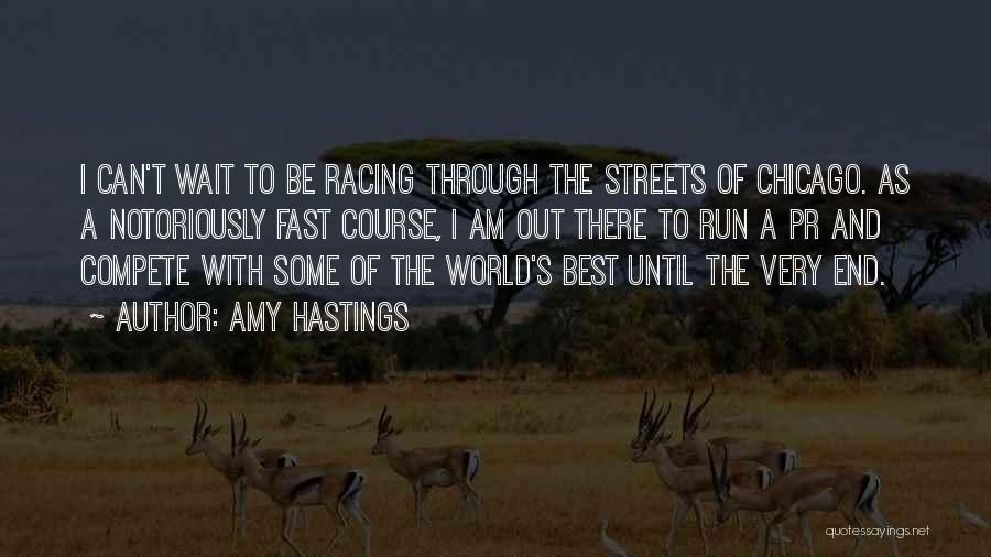 World's Best Waiting Quotes By Amy Hastings