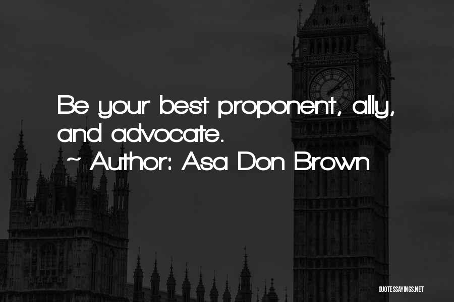World's Best Waiting Quotes By Asa Don Brown
