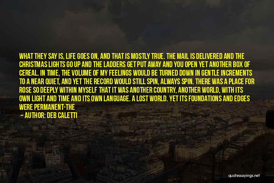 World's Best Waiting Quotes By Deb Caletti