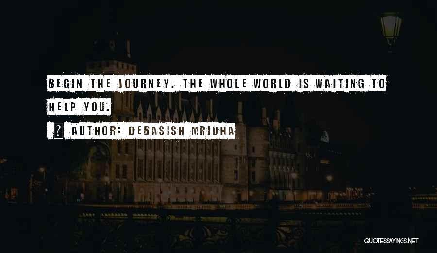 World's Best Waiting Quotes By Debasish Mridha