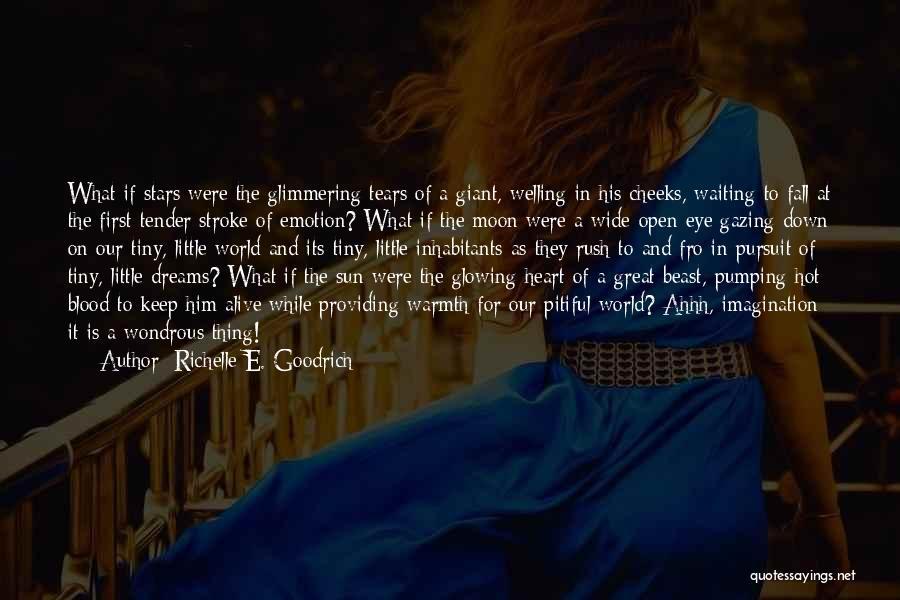 World's Best Waiting Quotes By Richelle E. Goodrich