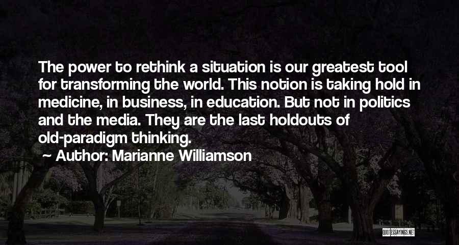 World's Greatest Business Quotes By Marianne Williamson