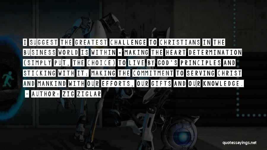 World's Greatest Business Quotes By Zig Ziglar