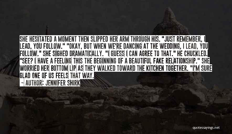 Worried Quotes By Jennifer Shirk