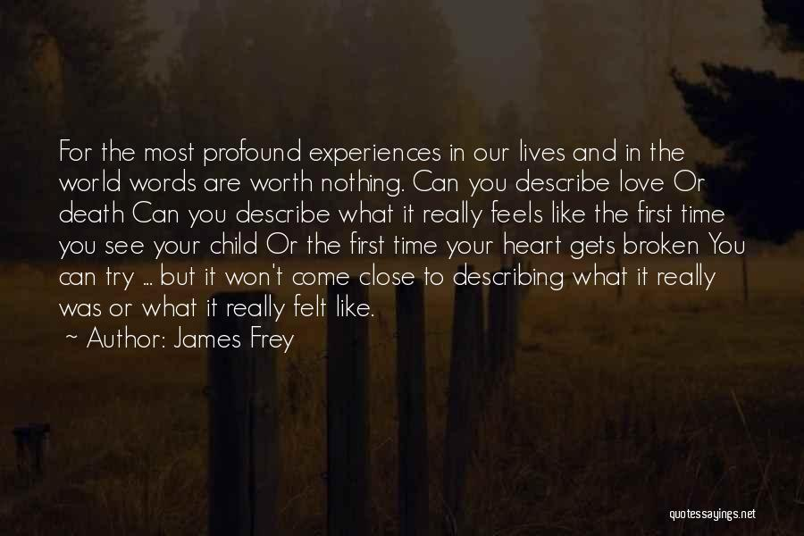 Worth Your Time Quotes By James Frey
