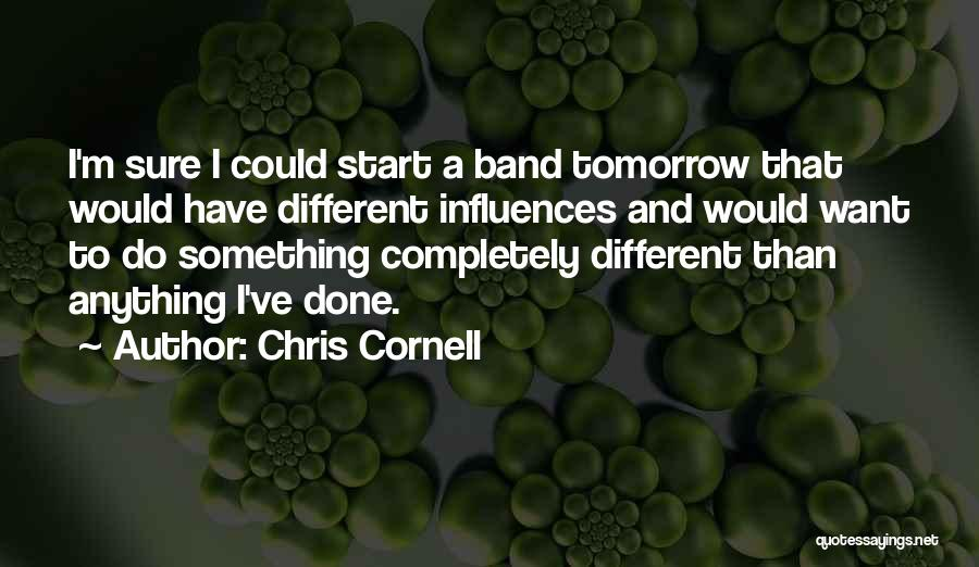 Would Do Anything Quotes By Chris Cornell