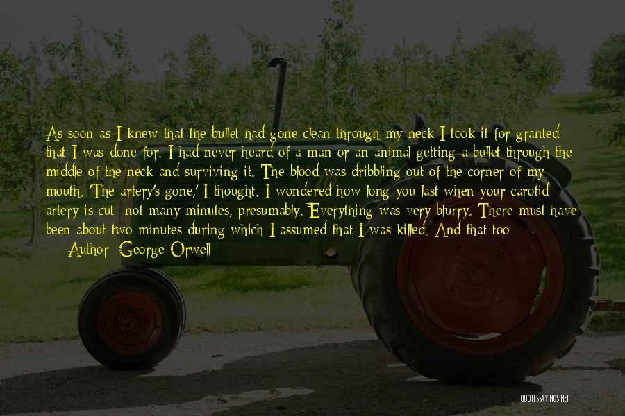Would You Be My Wife Quotes By George Orwell
