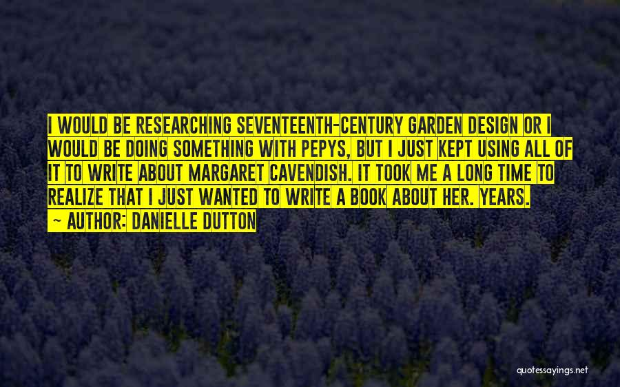 Writing A Book Using Quotes By Danielle Dutton