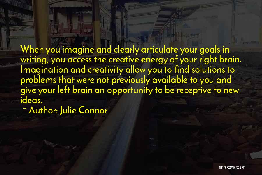 Writing Clearly Quotes By Julie Connor