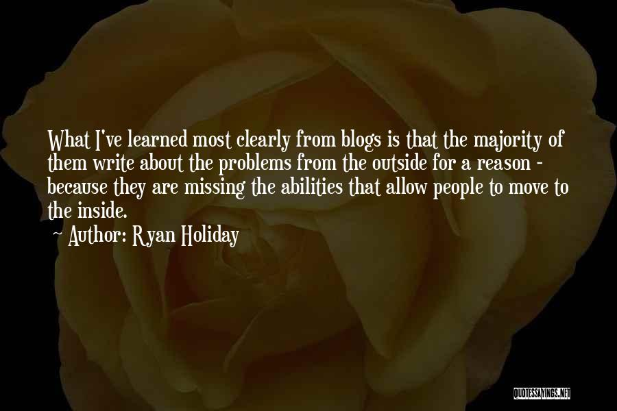 Writing Clearly Quotes By Ryan Holiday