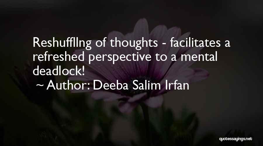Writing Fiction Quotes By Deeba Salim Irfan