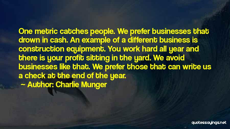 Writing Is Like Quotes By Charlie Munger