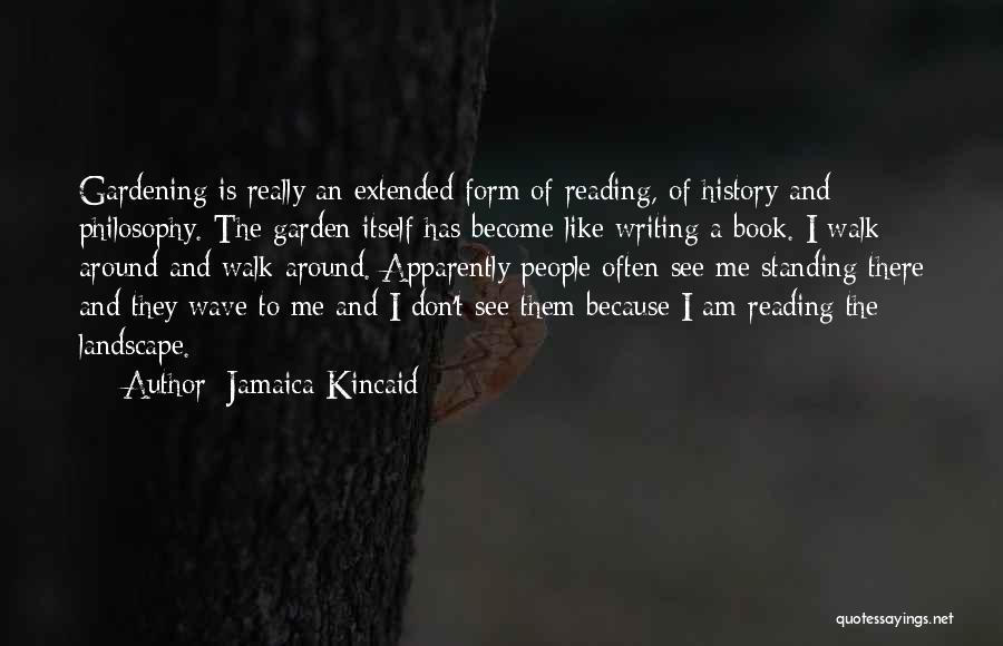 Writing Is Like Quotes By Jamaica Kincaid