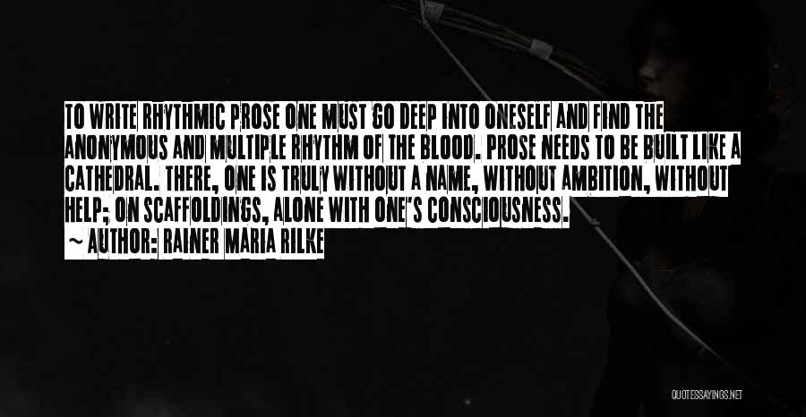 Writing Is Like Quotes By Rainer Maria Rilke