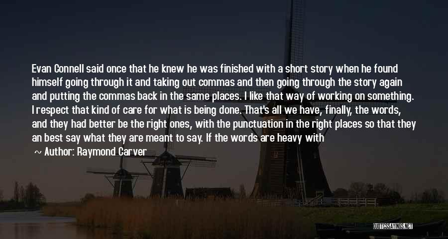 Writing Is Like Quotes By Raymond Carver