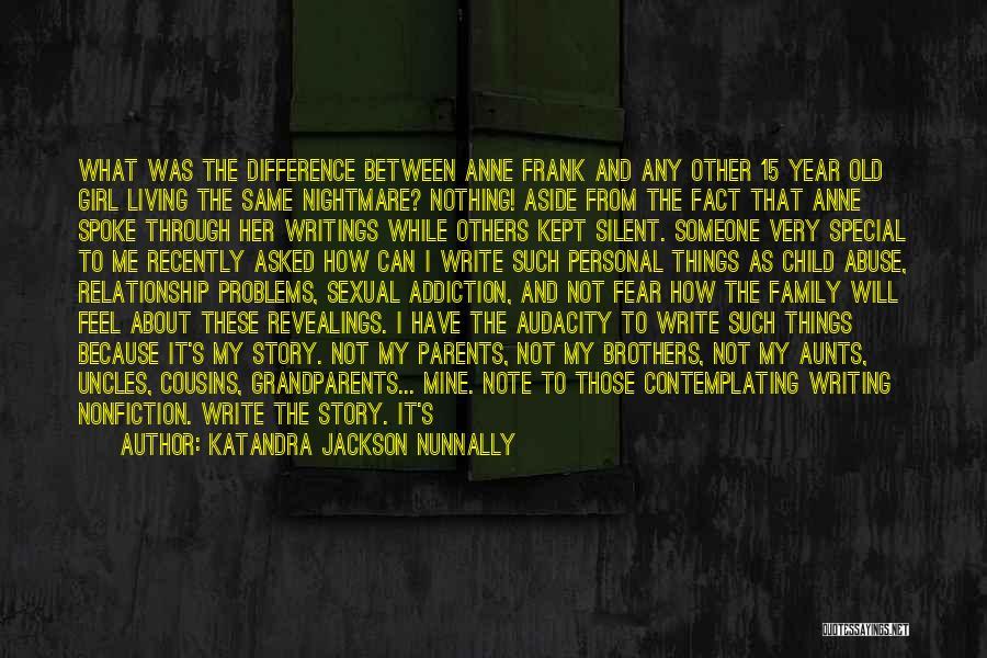 Writing Nonfiction Quotes By Katandra Jackson Nunnally