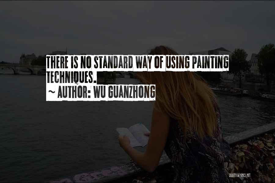 Wu Guanzhong Quotes 398258