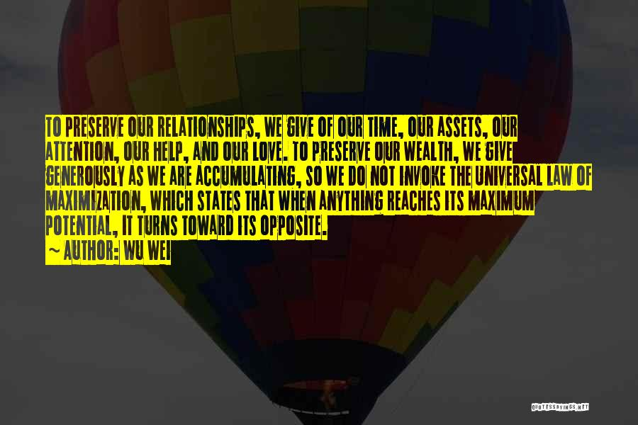 Wu Wei Quotes 1692014