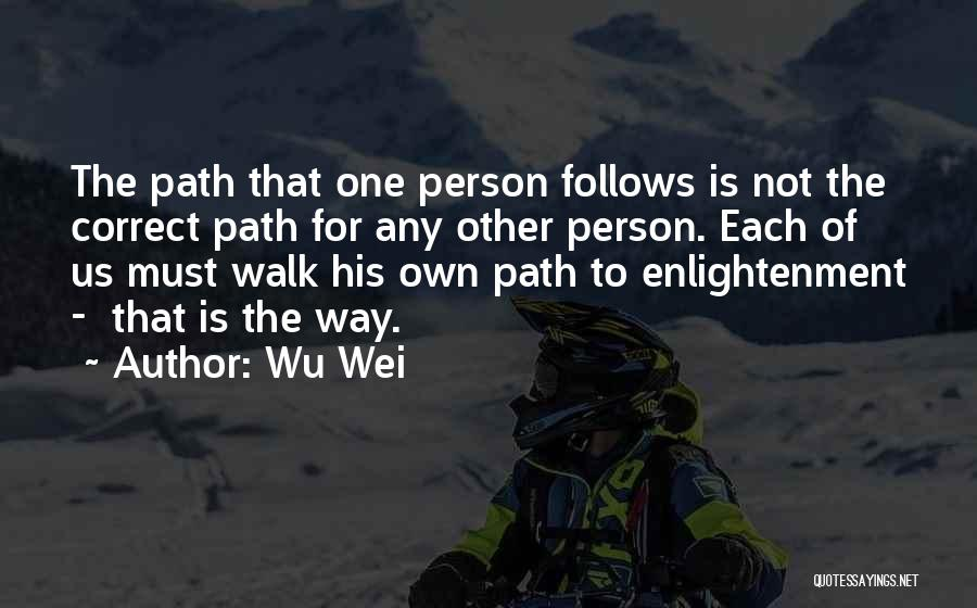 Wu Wei Quotes 2170267