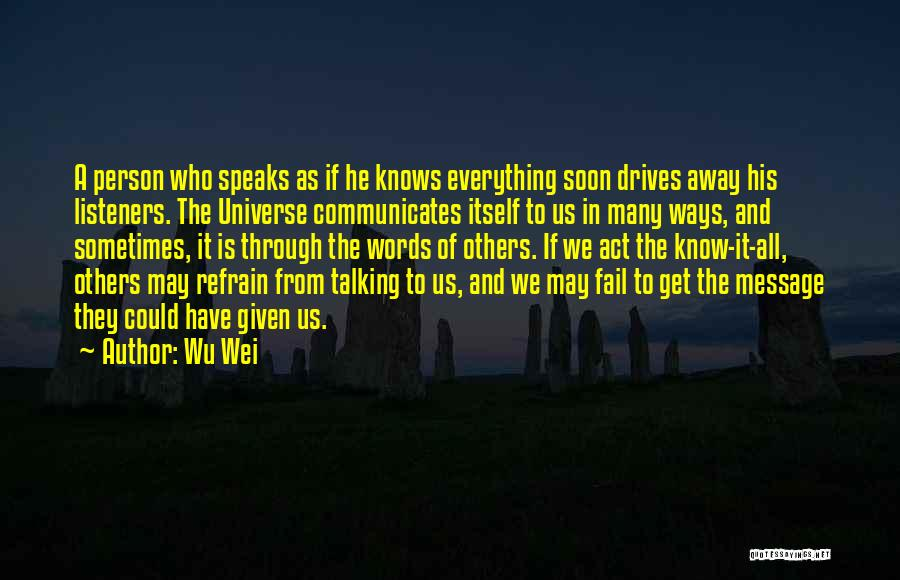 Wu Wei Quotes 347348