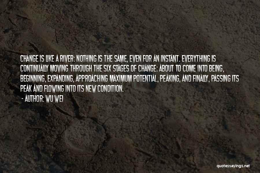 Wu Wei Quotes 740425