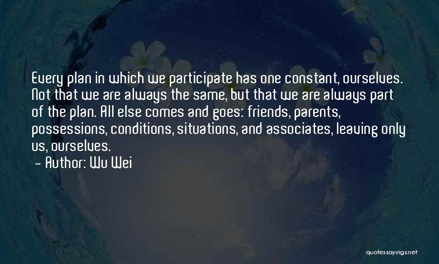 Wu Wei Quotes 83633
