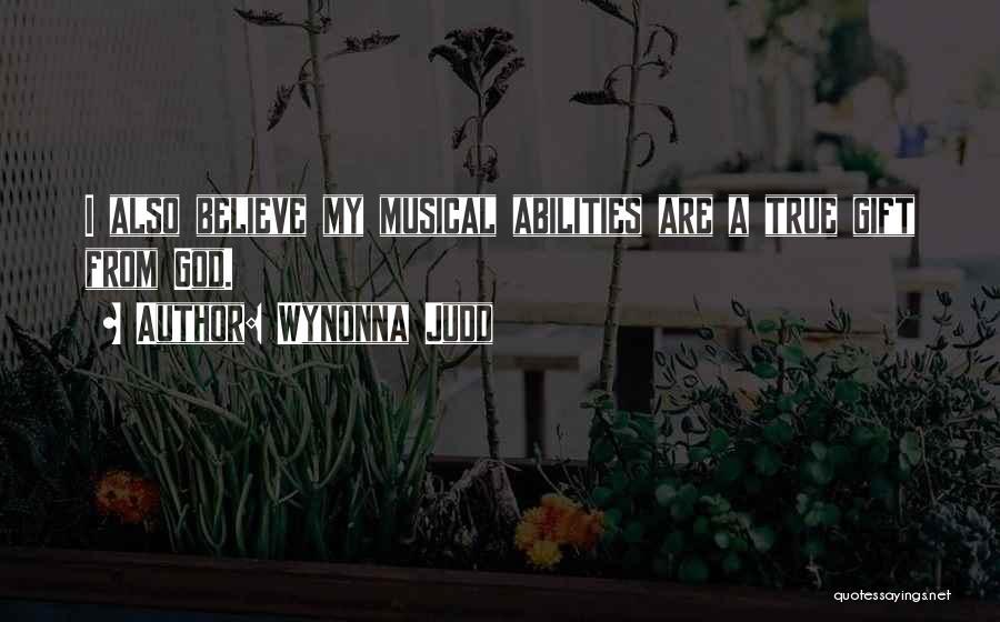 Wynonna Judd Quotes 1336495