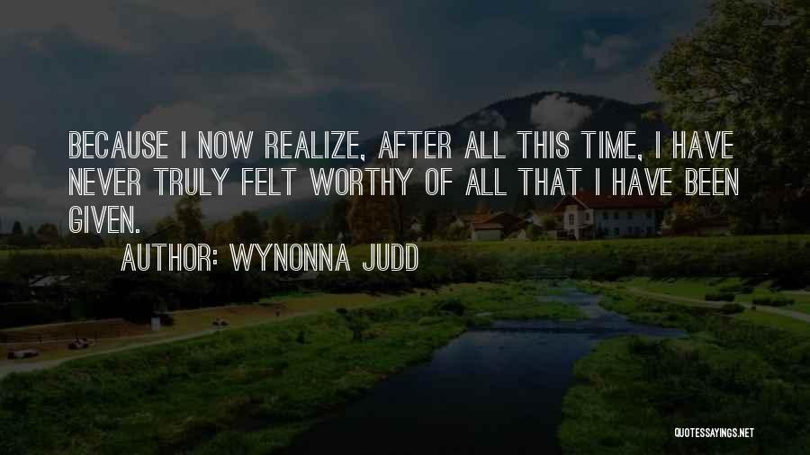 Wynonna Judd Quotes 1512621