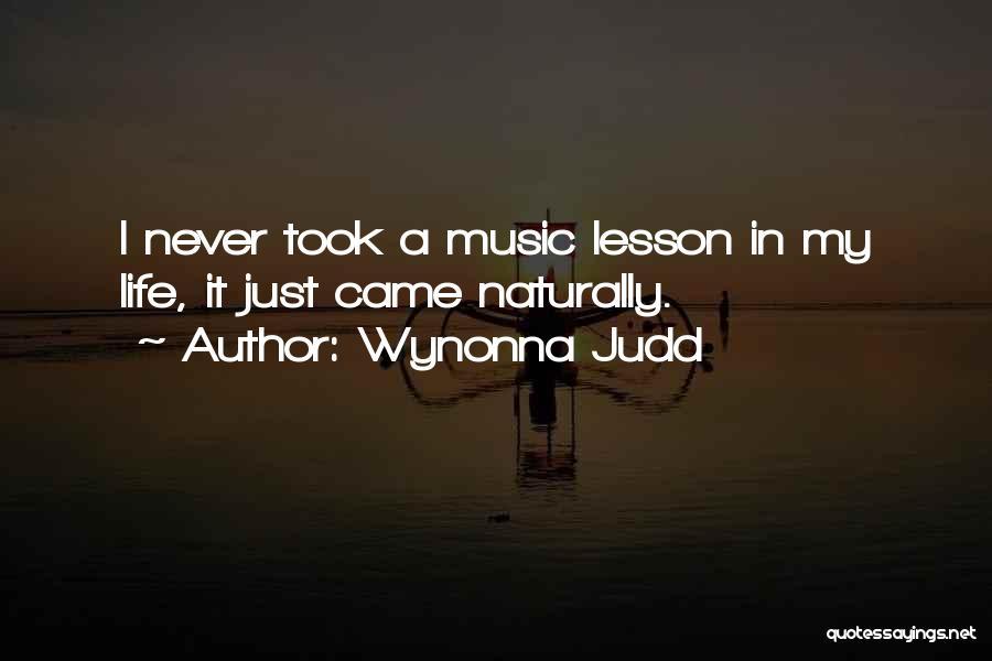 Wynonna Judd Quotes 916863