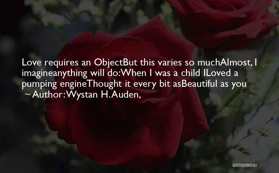 Wystan H. Auden, Quotes 1736519