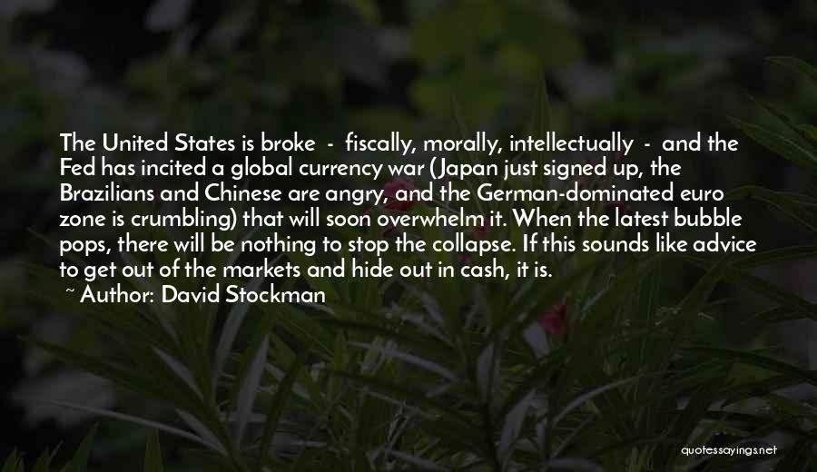 X Japan Hide Quotes By David Stockman