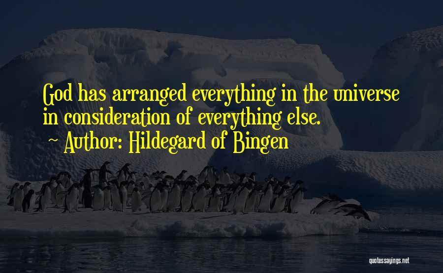 Xenophon Dressage Quotes By Hildegard Of Bingen