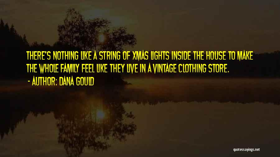 Xmas Lights Quotes By Dana Gould