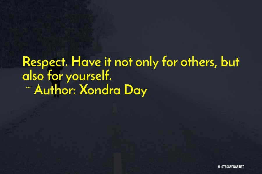 Xondra Day Quotes 389701
