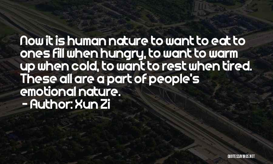Xun Zi Quotes 1293537