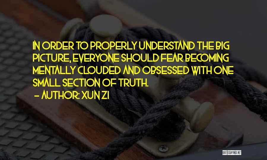 Xun Zi Quotes 135980