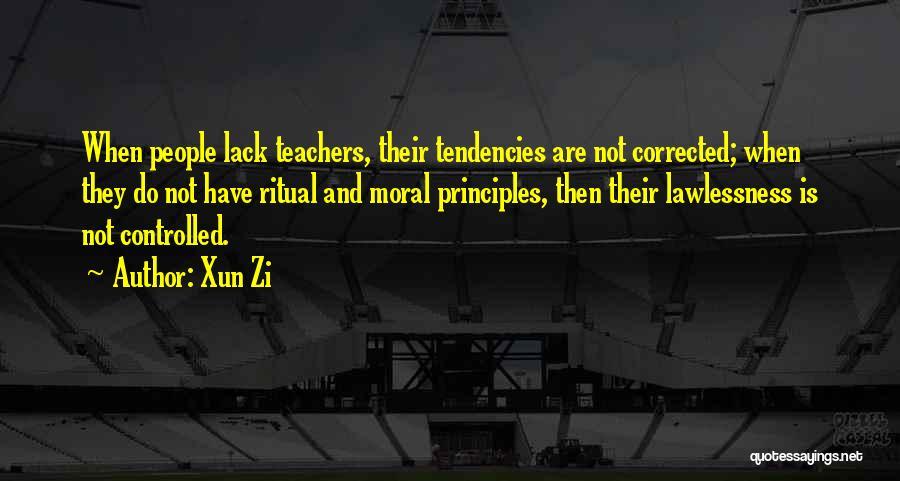 Xun Zi Quotes 1410044