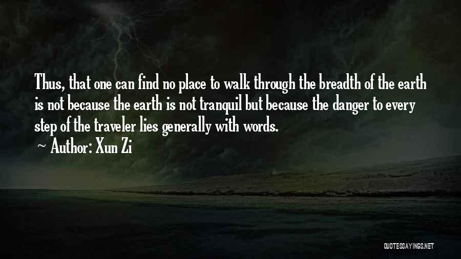 Xun Zi Quotes 2120455