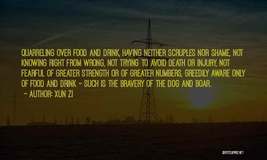 Xun Zi Quotes 2250916