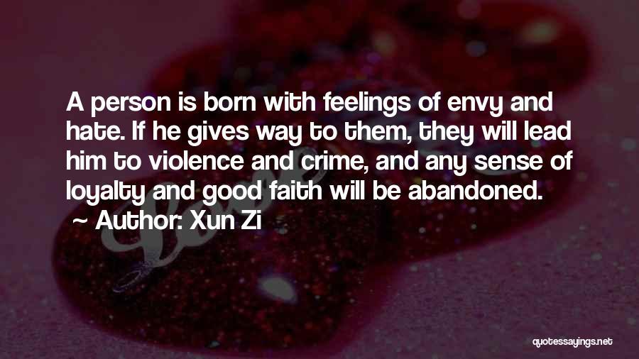 Xun Zi Quotes 655361