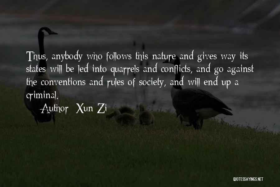 Xun Zi Quotes 808171