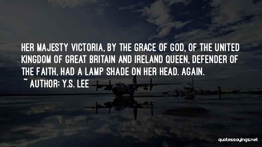 Y.S. Lee Quotes 2266766