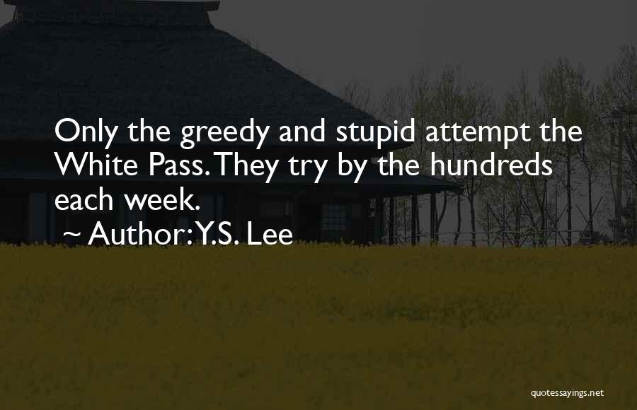 Y.S. Lee Quotes 612756