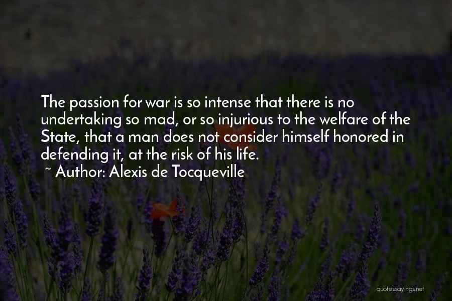 Y U Mad Quotes By Alexis De Tocqueville