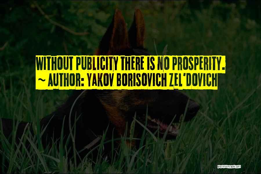 Yakov Borisovich Zel'dovich Quotes 1326551