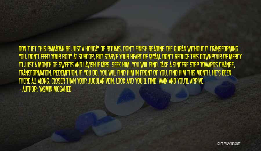 Yasmin Mogahed Quotes 1206337