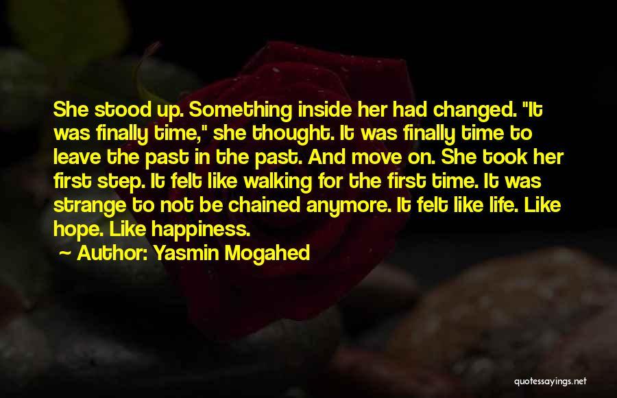 Yasmin Mogahed Quotes 1266987